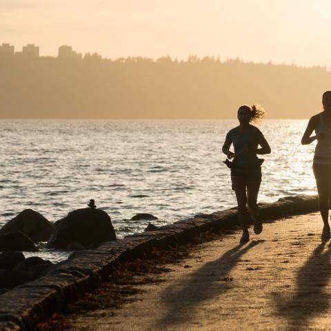 Unas vacaciones saludables y activas en Vancouver