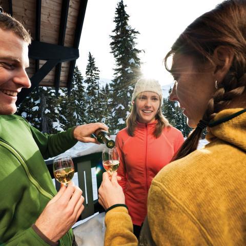 Whistler Apres Ski