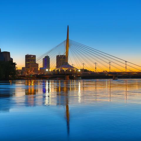 Winnipeg Manitoba - Tourism Winnipeg / Zyron Paul Felix