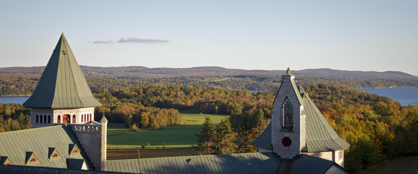 a guide to the eastern townships