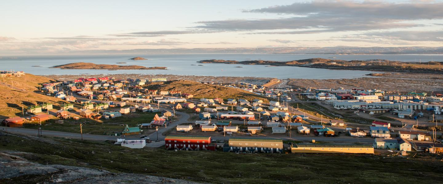 Live Out Your Arctic Dreams In Nunavuts Bustling Capital City Of Iqaluit Keep Exploring
