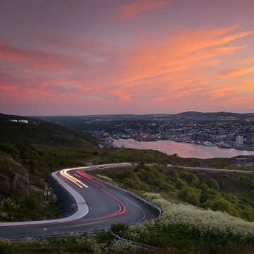 Newfoundland and Labrador Road Trips