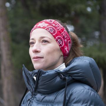 Le cœur grand ouvert – Karine Vanasse et l'Okanagan