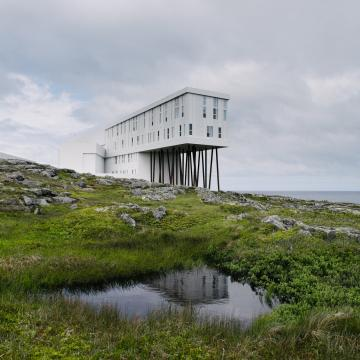 Photo of Fogo Island, Newfoundland