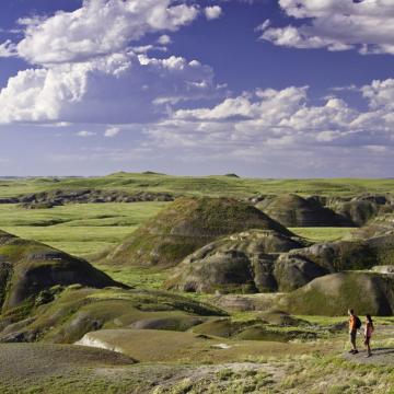East Block, Grasslands National Park, Saskatchewan