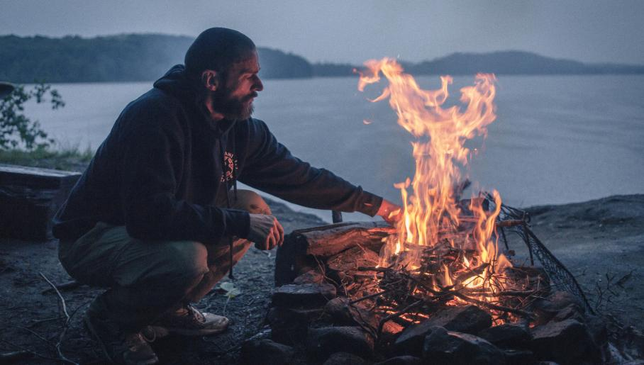 Fred Sirieix in Muskoka