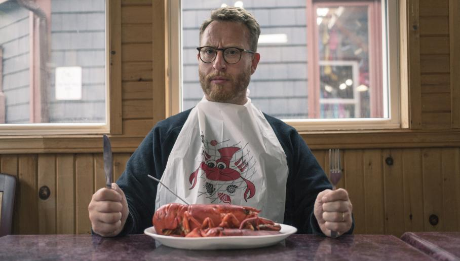 The Food Busker in Nova Scotia