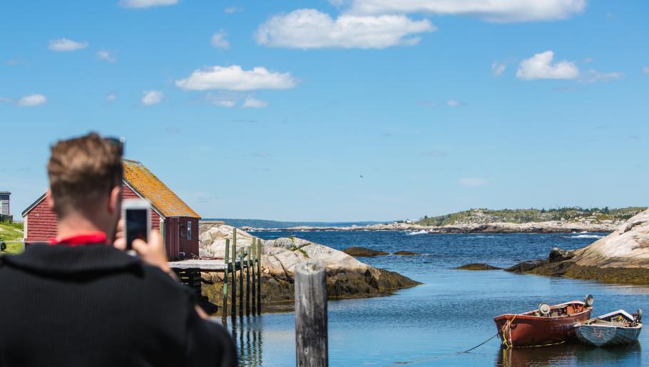 Fabio Haebel in Halifax