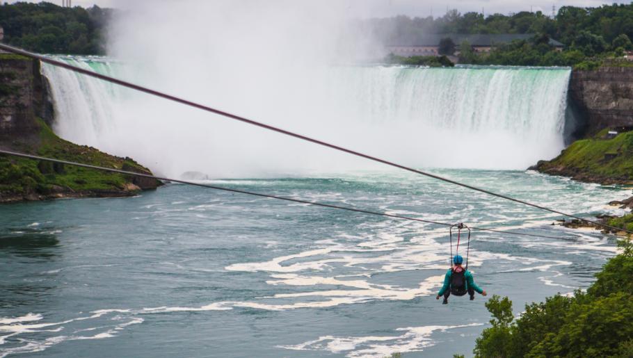 Niagara zipline